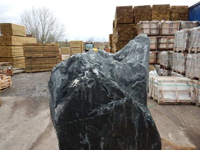 Sixth image for 1.75m Slate monolith (M4)