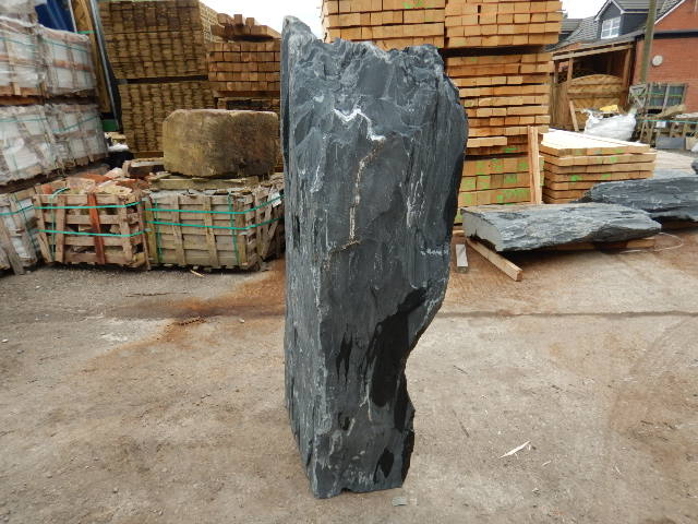 Fourth image for 1.75m Slate monolith (M4)