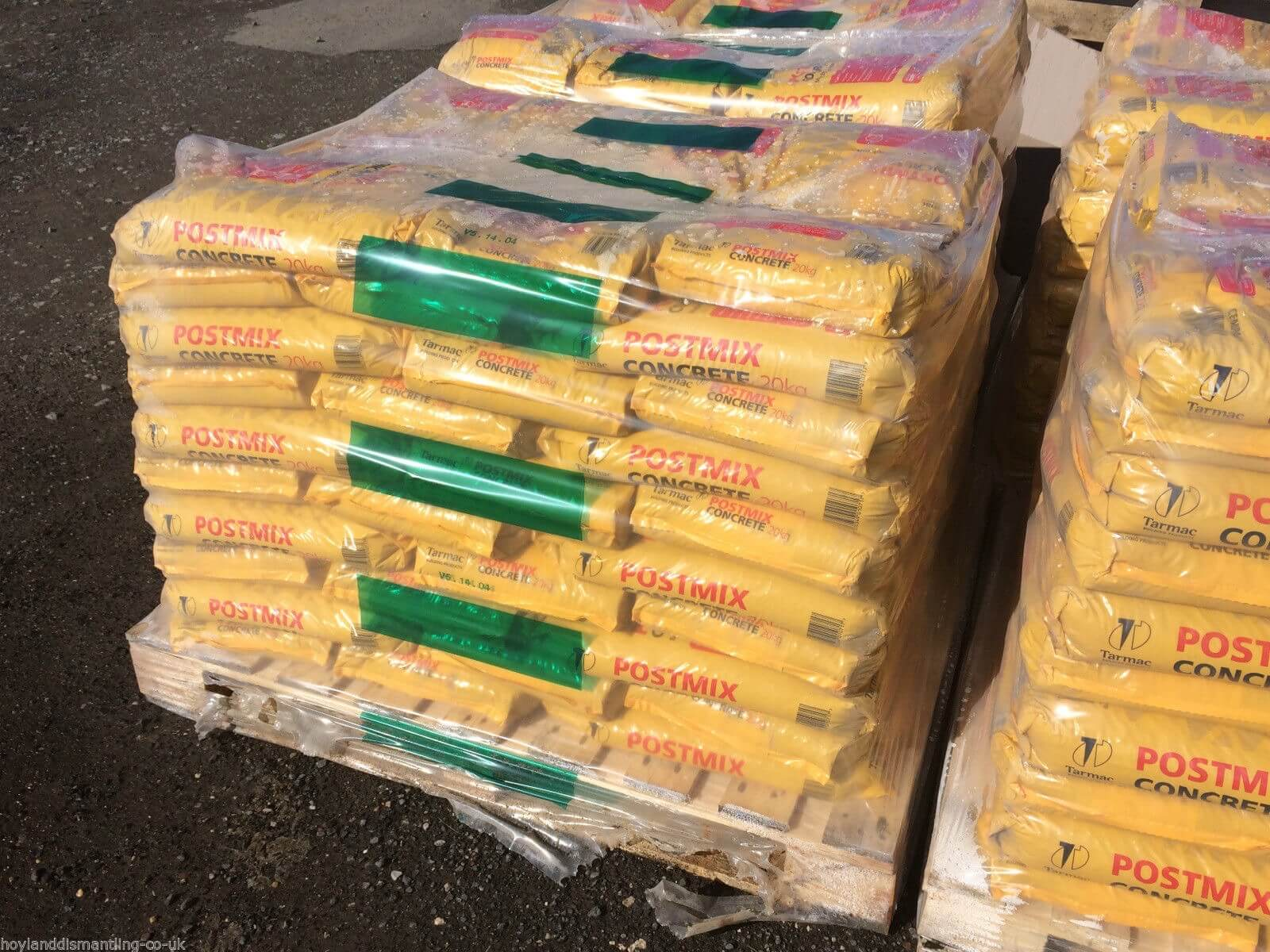 Image for Full pallet of Postcrete (72 bags)