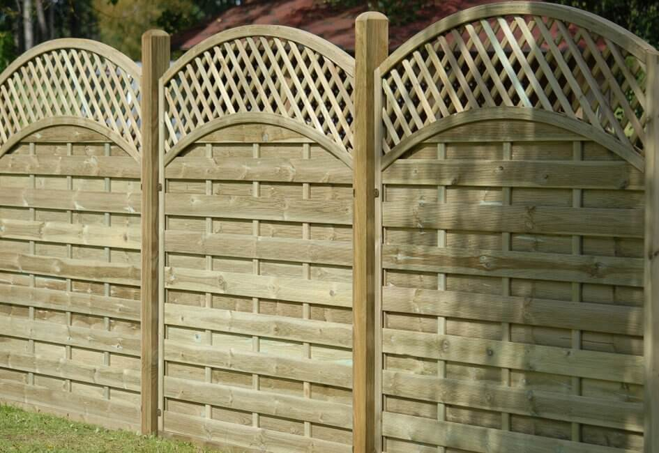 first image for REINAS Fence panel