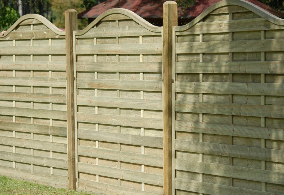Image for Verona Fence panel