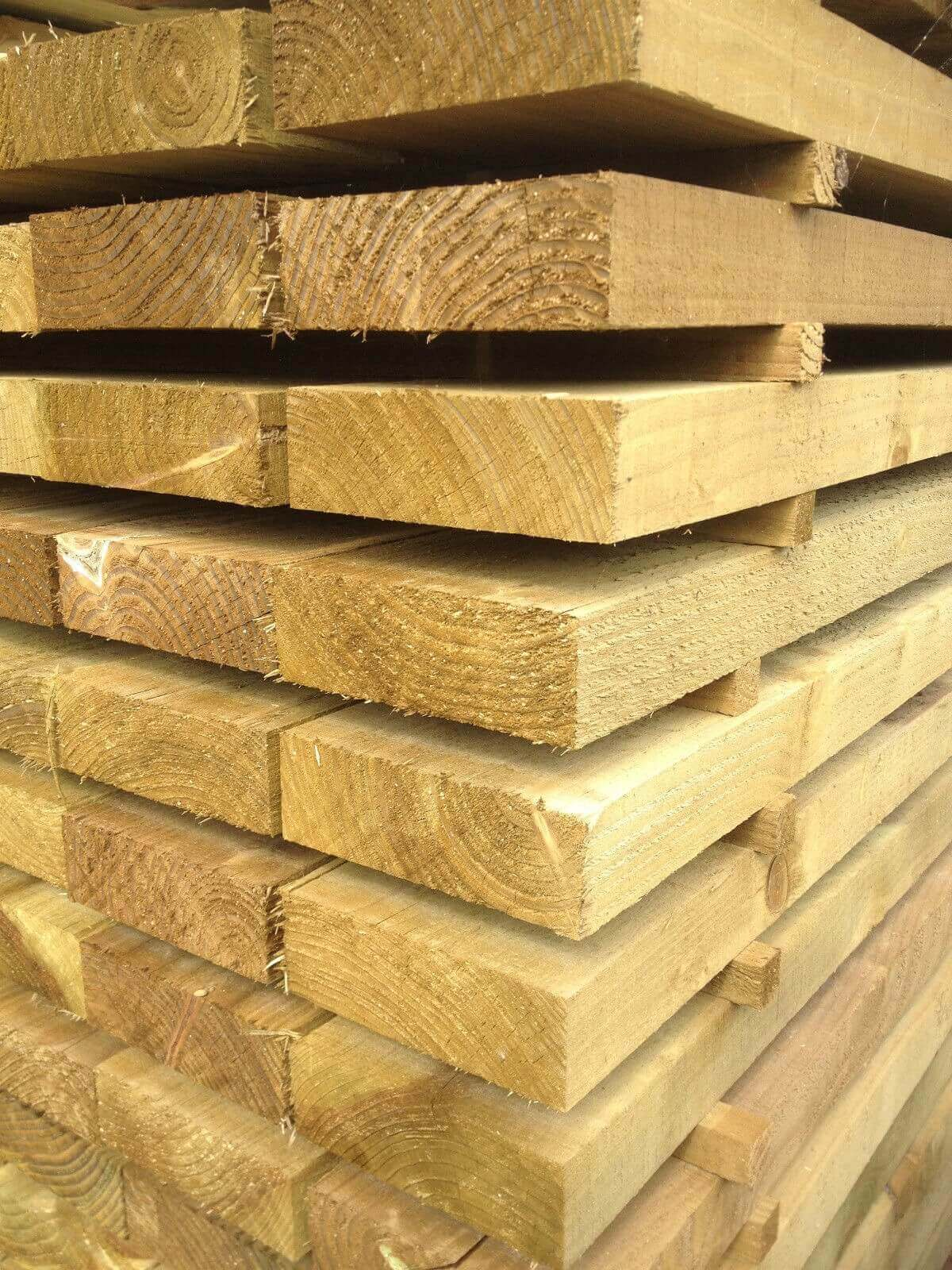 Image for Treated timber joist 150x47