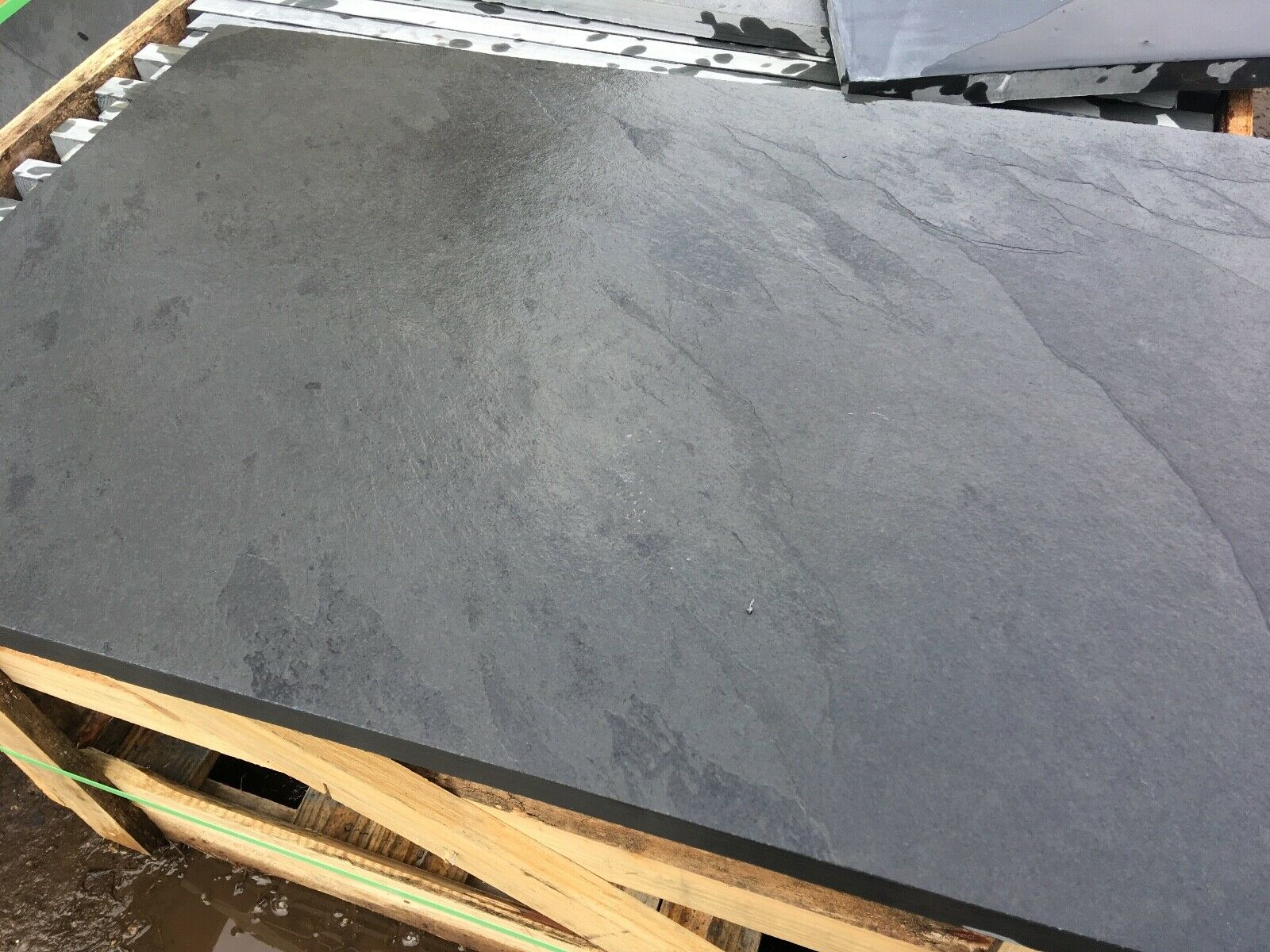 Second image for Natural Riven Brazilian slate