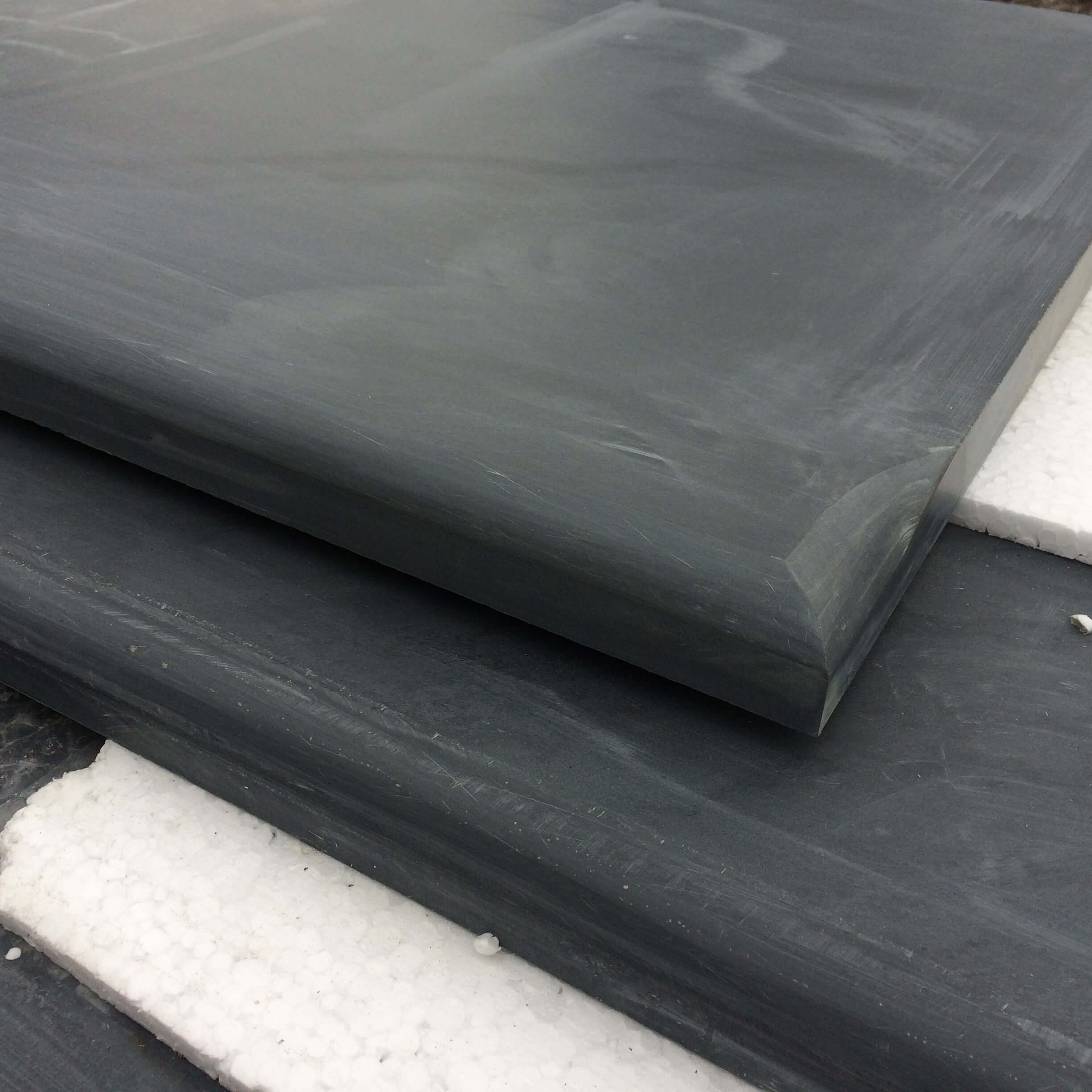 Image for Bespoke Honed Slate Hearth Stones