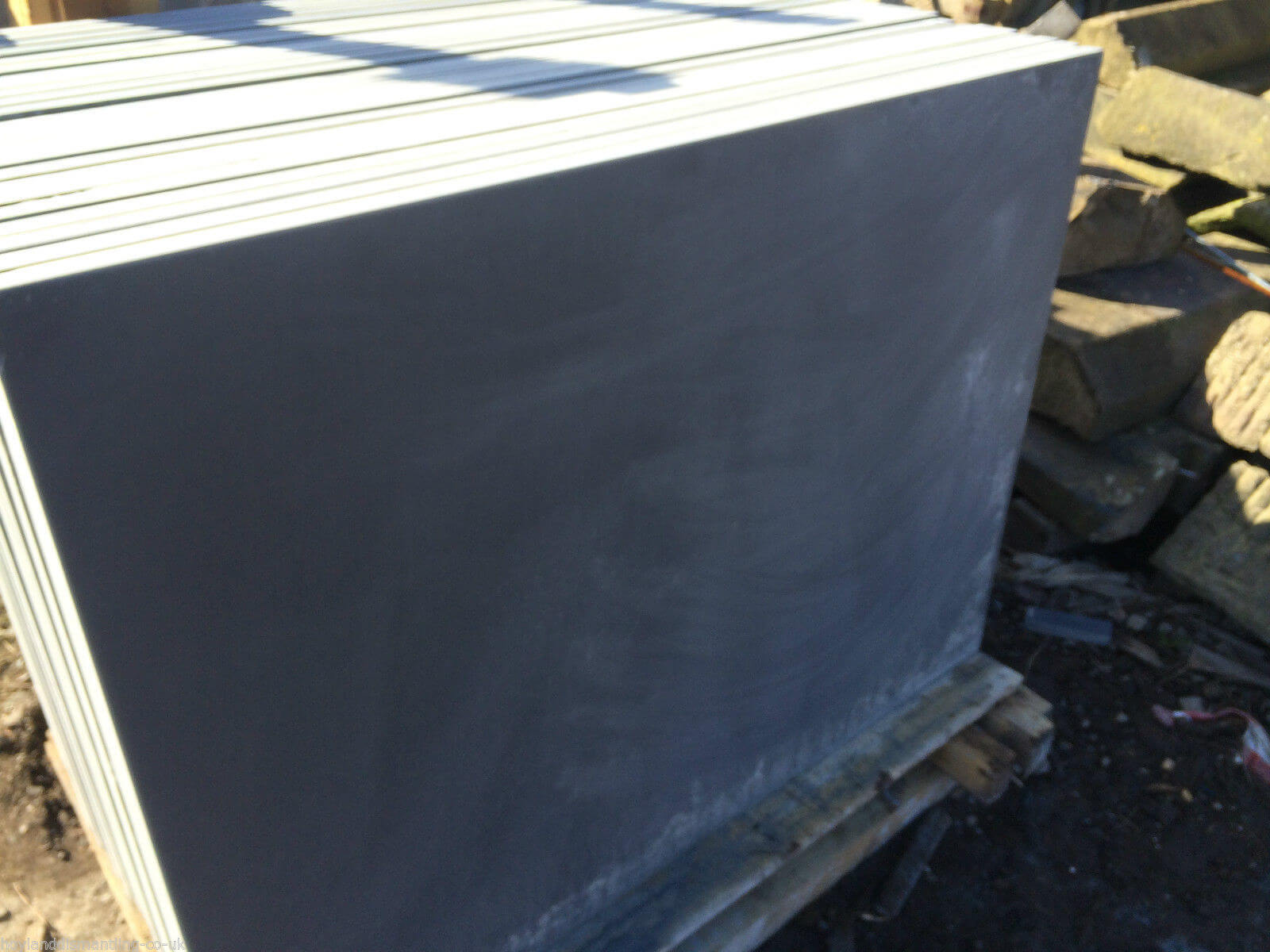 Second image for Honed slate Slabs