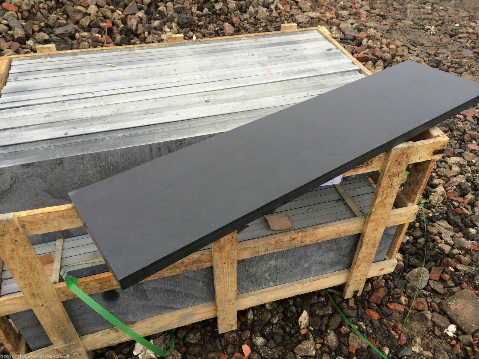 Image for Honed slate Slabs