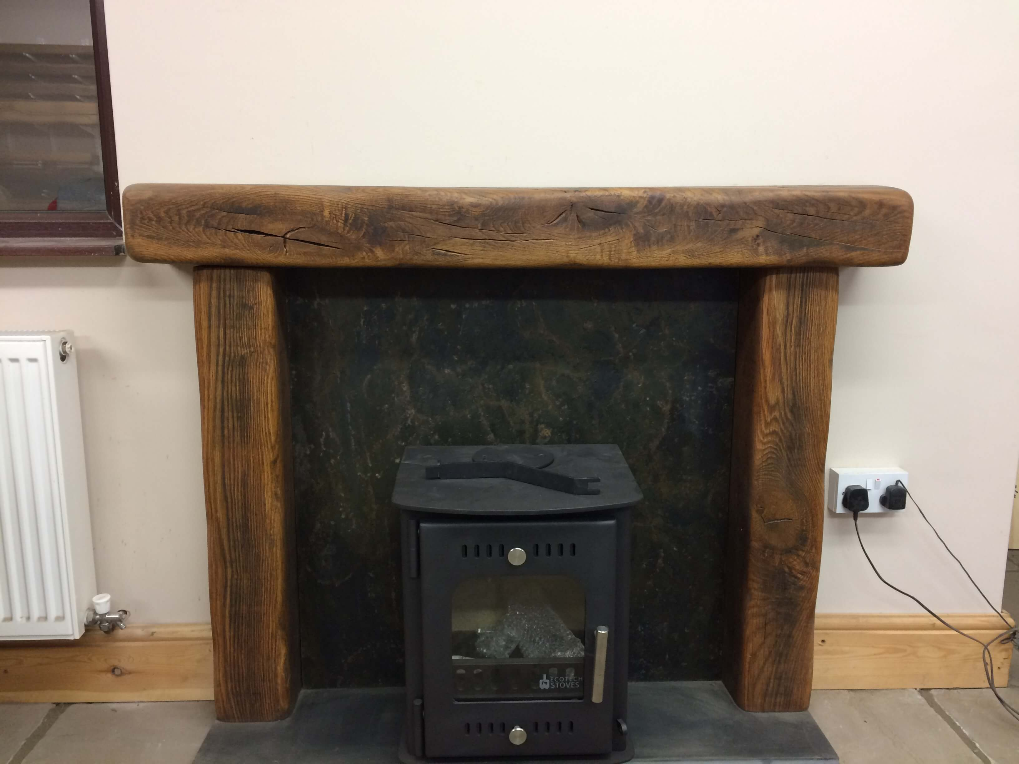 first image for Oak fire surrounds