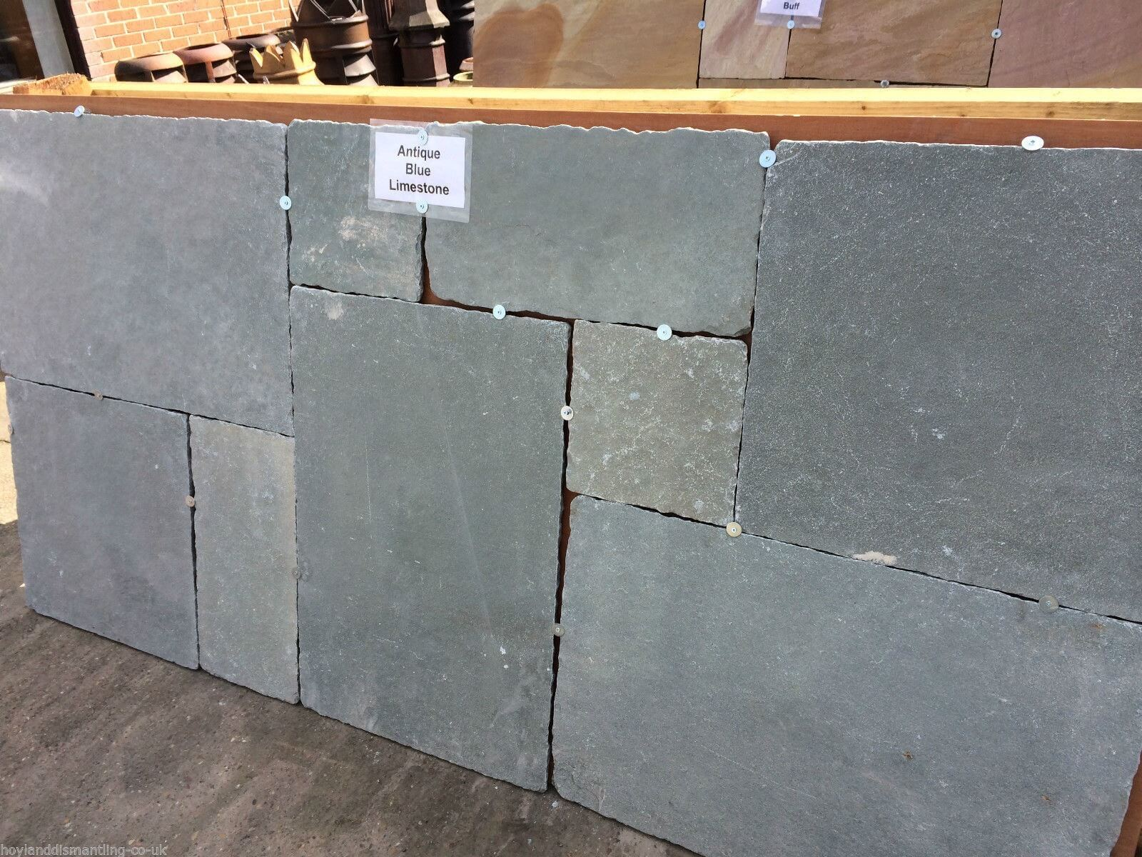 Image for Antique Blue Limestone