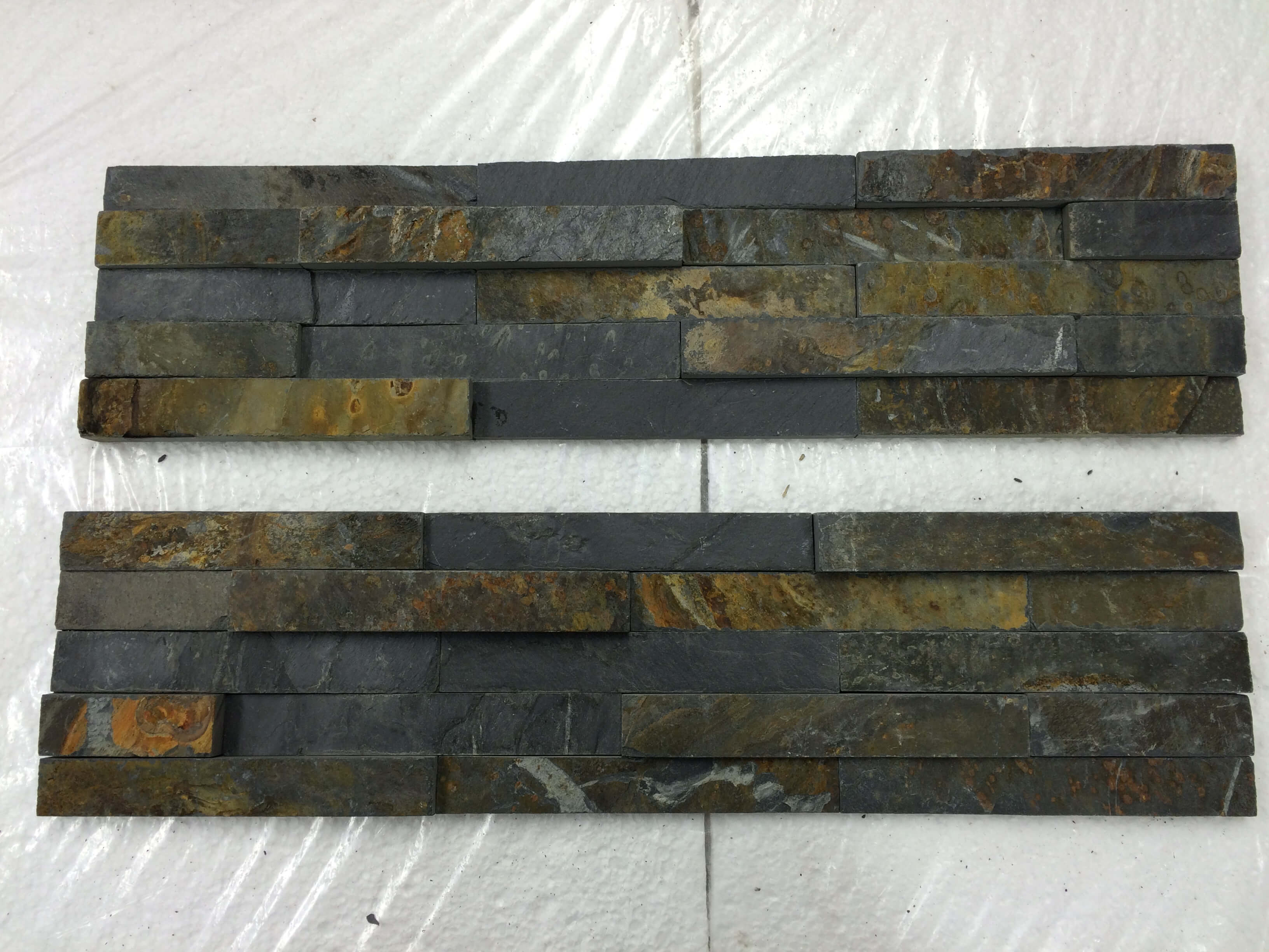 Fourth image for Split face stack slate - Rustic