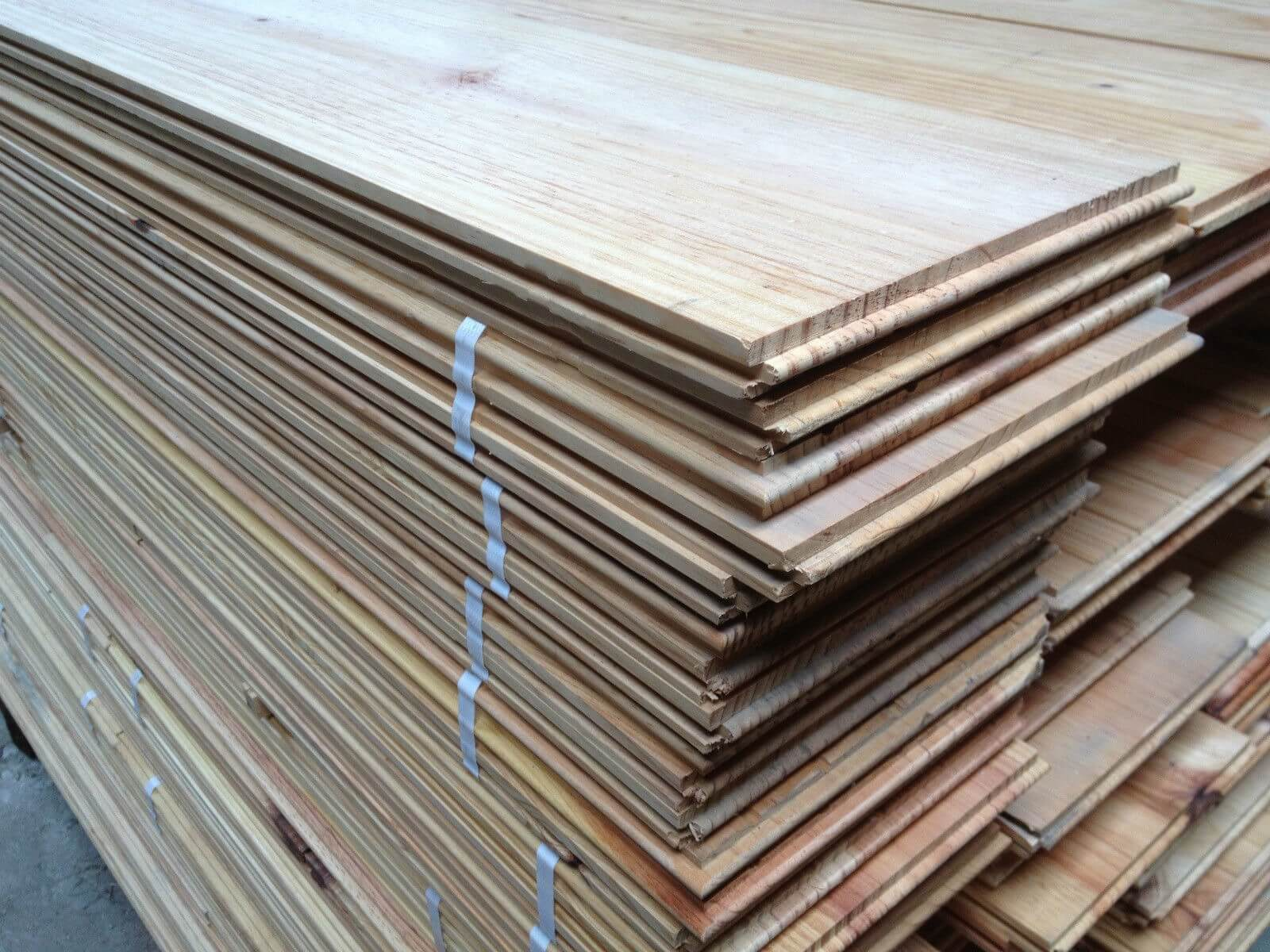 Third image for New pitch pine flooring