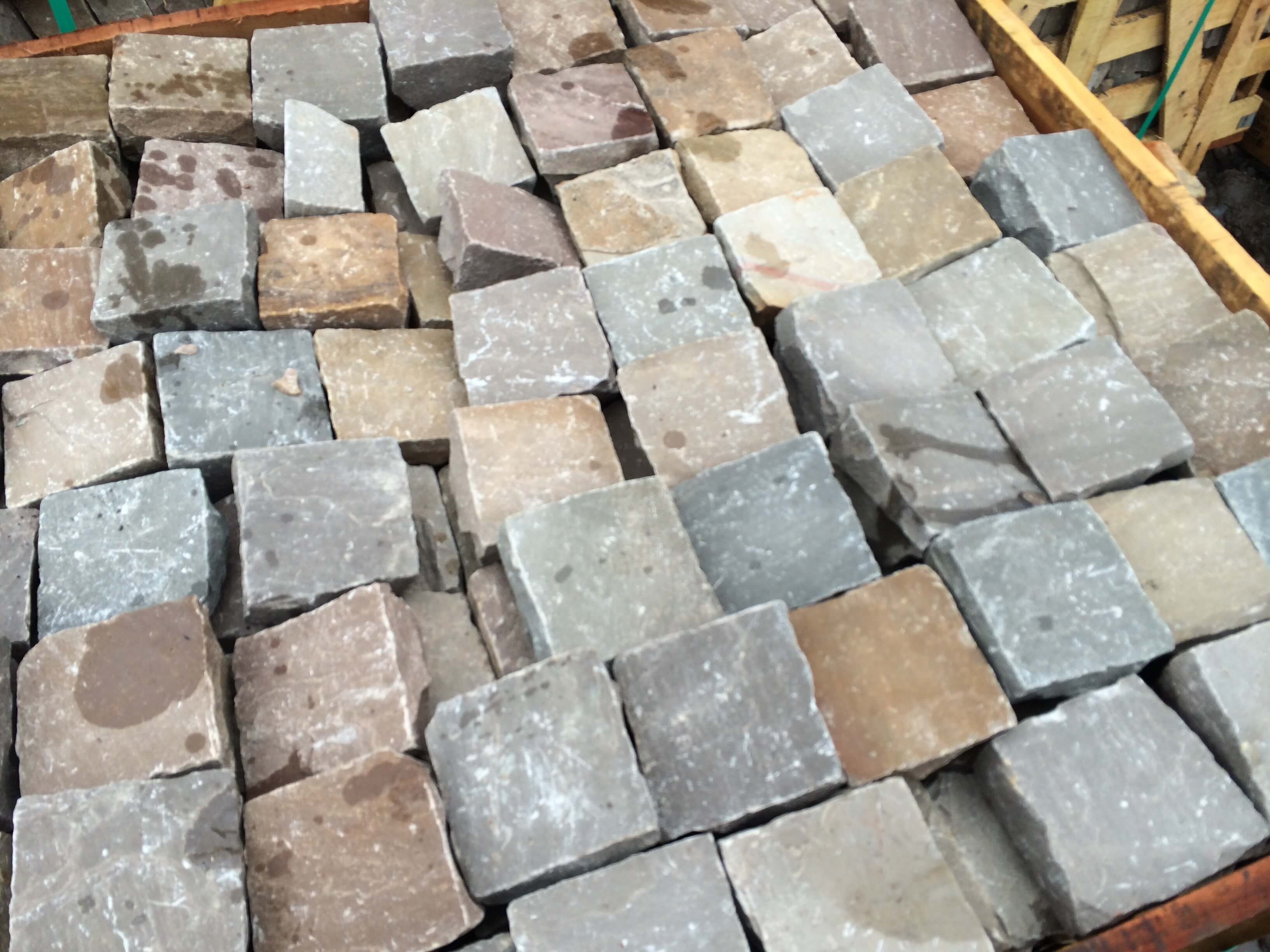 Second image for Natural Stone Cobble Sett